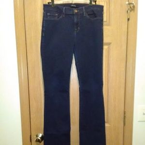 $30 J Brand Brooke Stretch Slim Bootcut Jeans EUC!